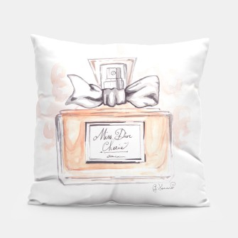 Thumbnail image of Miss dior pillow, Live Heroes