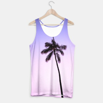Thumbnail image of palmtree ver.violet Tank Top, Live Heroes
