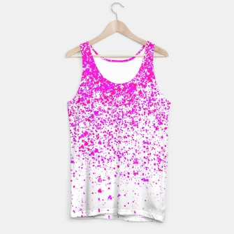 Thumbnail image of magenta sparks tank top, Live Heroes