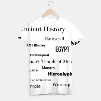 Thumbnail image of Egypt T-Shirt, Live Heroes