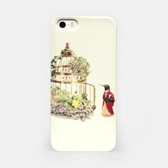 Thumbnail image of Lady Hummingbird iPhone Case, Live Heroes
