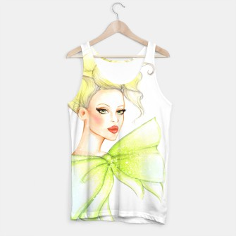 Miniaturka Fashion Girl Tank Top, Live Heroes