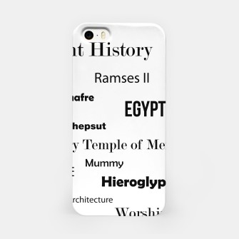 Thumbnail image of Egypt iPhone case, Live Heroes