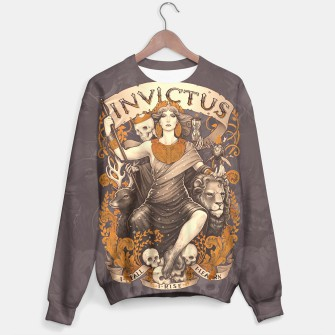 Thumbnail image of INVICTUS sweater, Live Heroes