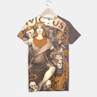 Thumbnail image of INVICTUS T-shirt 2, Live Heroes
