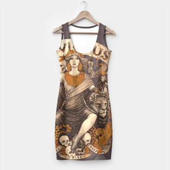 Thumbnail image of INVICTUS lion side dress, Live Heroes