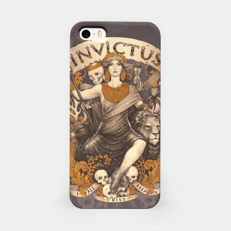 Thumbnail image of iPhone INVICTUS case, Live Heroes