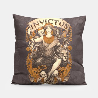 Thumbnail image of INVICTUS pillow, Live Heroes