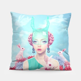 Thumbnail image of Lucy pillow, Live Heroes