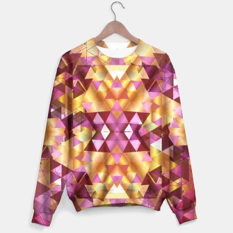 Thumbnail image of Beautiful Geometric Sweater, Live Heroes