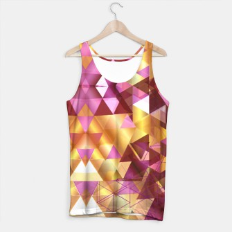 Thumbnail image of Beautiful Geometric Tank Top, Live Heroes
