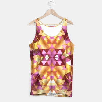 Thumbnail image of Beautiful Geometric Tank Top 2, Live Heroes