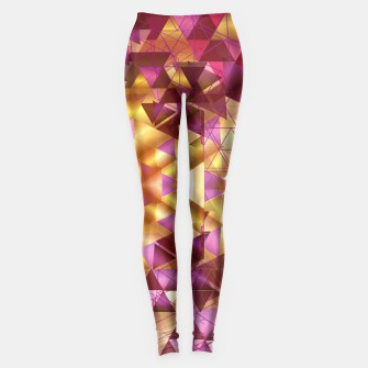 Thumbnail image of Beautiful Geometric Legging, Live Heroes
