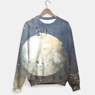 Thumbnail image of Astronauts sweater, Live Heroes