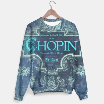 Thumbnail image of Frederick Chopin Sweater, Live Heroes