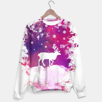 Thumbnail image of Ren Christmas Time Sweater, Live Heroes