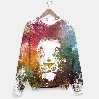 Thumbnail image of Lion King sweater, Live Heroes