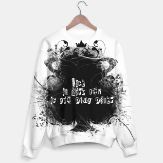 Thumbnail image of Play poker sweater, Live Heroes