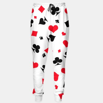 Thumbnail image of poker sweatpants, Live Heroes