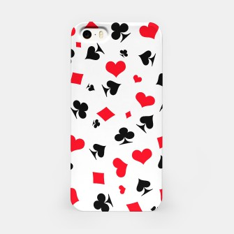 Thumbnail image of poker iphone case, Live Heroes