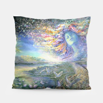Thumbnail image of Starscape Decorative Pillow, Live Heroes
