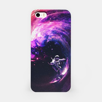 Imagen en miniatura de Space Surfing iPhone Case, Live Heroes