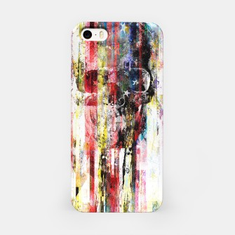 Lenny Kaos iPhone Case thumbnail image