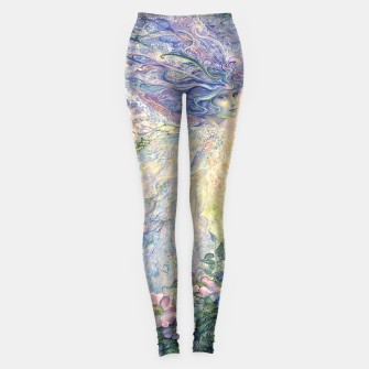 Thumbnail image of I Think I Saw a Fairy Leggings, Live Heroes