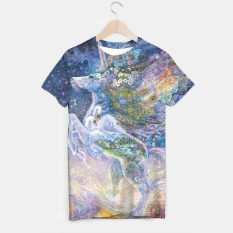 Thumbnail image of Soul of a Unicorn Tee, Live Heroes
