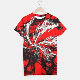 Thumbnail image of Wind Storm T-shirt, Live Heroes