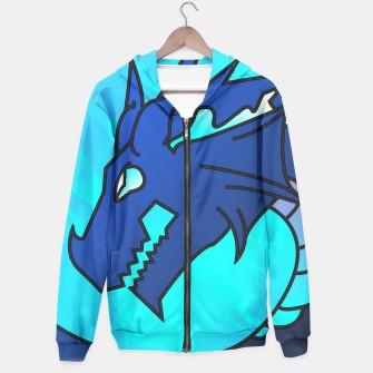 Thumbnail image of Barroth the Magician Hoodie, Live Heroes