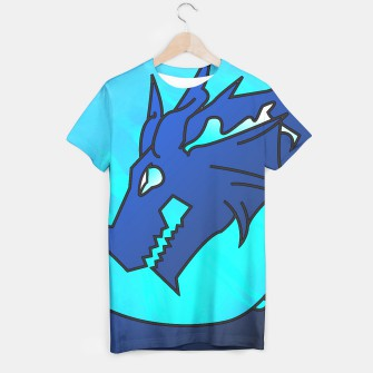 Thumbnail image of Barroth the Magician T-Shirt, Live Heroes