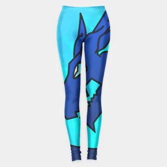 Thumbnail image of Barroth the Magician Leggings, Live Heroes