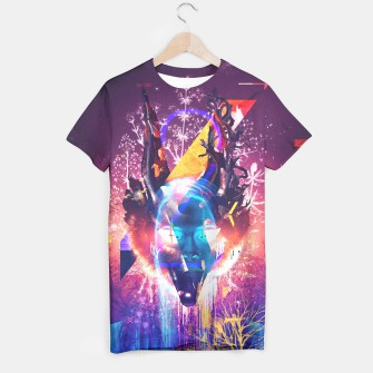 Thumbnail image of Masquerade FoXxX T-shirt, Live Heroes