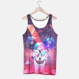 Thumbnail image of Masquerade Mouser Tank Top, Live Heroes