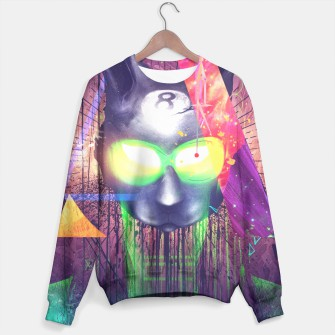 Thumbnail image of Masquerade Rabb8 Sweater, Live Heroes