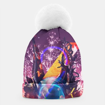 Thumbnail image of Masquerade FoXxX Beanie, Live Heroes