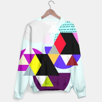 Thumbnail image of colorful pattern sweater, Live Heroes