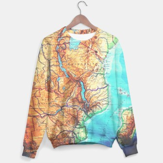 Thumbnail image of Map sweater , Live Heroes