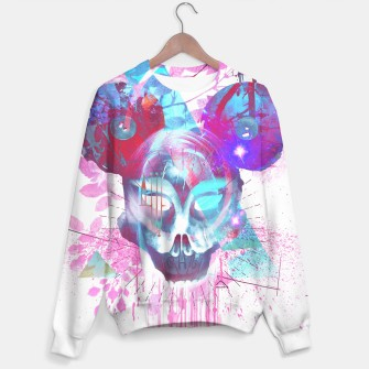 Thumbnail image of Masquerade Mouser Sweater WH, Live Heroes