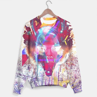 Thumbnail image of Masquerade FoXxX Sweater WH, Live Heroes