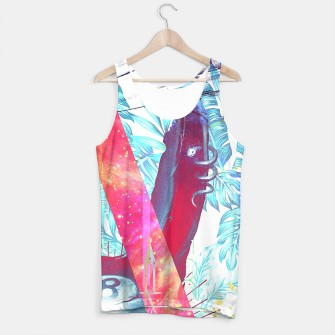 Thumbnail image of Masquerade Rabb8 Tank Top WH_Z, Live Heroes
