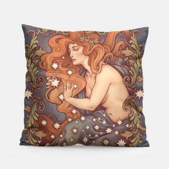 Thumbnail image of Cosmic Lover pillow, Live Heroes
