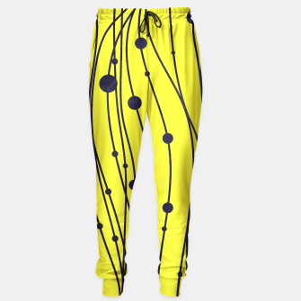 Thumbnail image of Modern Black Yellow Wavy Lines, Live Heroes
