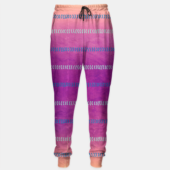 Thumbnail image of Micro Waves in Pink Violet Sweatpants , Live Heroes