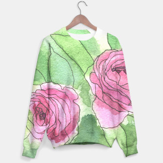 Thumbnail image of Roses Sweater, Live Heroes