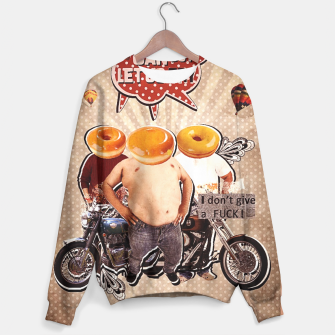 Thumbnail image of donut motorcycle, Live Heroes