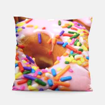 Thumbnail image of donut pillow, Live Heroes