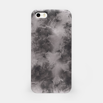 Miniatur Grey iPhone Case, Live Heroes