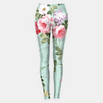 Thumbnail image of floral leggings ii , Live Heroes